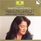 Masters - Beethoven: Klavierkonzerte Nr. 1 & 2 - artha Argerich