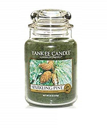 Sparkling Pine - Yankee Candle 22 oz Jar