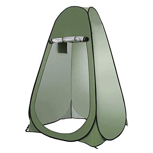 FFCVTDXIA Tienda de Ducha con respiraderas de Aire, 120 * 120 * 190cm Pop Up Camping with with Tienda para Vestir al Aire Libre Cambio de Pesca Baño de baños Tents 1125 zhihao