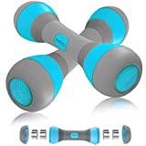 GoXccess 5-in-1 Adjustable Dumbbell Weights Set
