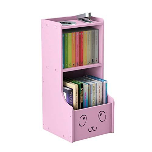 Estanterías para CD DVD Estante Estantería de almacenamiento de CD infantil, vertical...