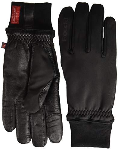 Roeckl Erwachsene Kolon Handschuhe, schwarz, 7
