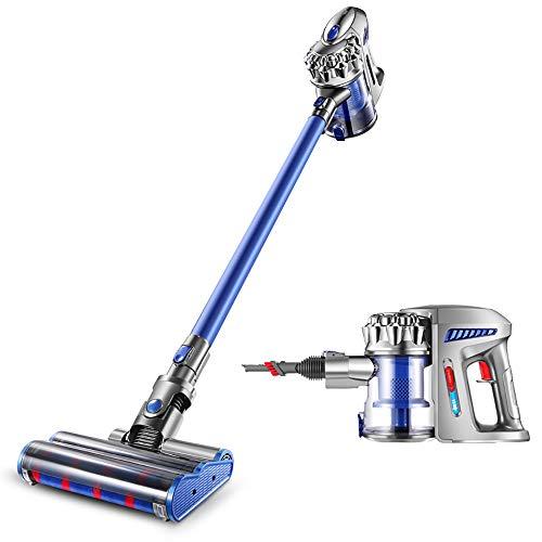 Why Should You Buy YHML Wireless Vacuum Cleaner, 2-in-1 Hand-Held Vacuum Cleaner, 19Kpa Powerful Cle...