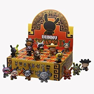 Kidrobot Azteca 2 Dunny - Sealed Case of 25 by Kidrobot