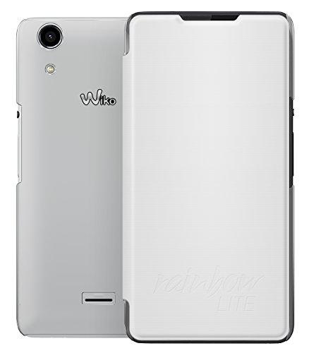 Wiko Schutzhülle für Wiko Rainbow Lite, Weiß