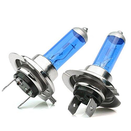 E Support™ KFZ Auto H7 6000K Xenon Gas Halogen Scheinwerfer Wei? Licht Lampen Birnen 55W Pack of 2
