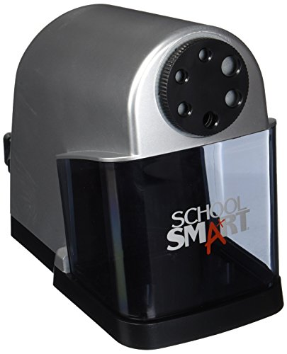 School Smart 6-Hole Sharpener
