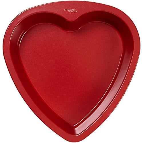 Wilton Non-Stick Heart Cake Pan, 9-Inch