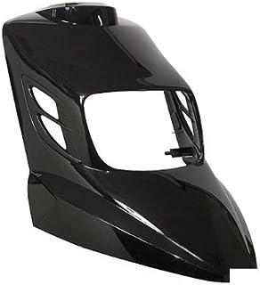 Preisvergleich für Frontverkleidung BCD Rx für MBK Booster/Yamaha BWs ab Bj. 2004, schwarz preisvergleich