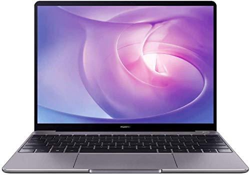 HUAWEI MateBook 13 2020 - 13 Inch Laptop with 2K FullView Multi-touch Screen - 10th Gen Intel Core i7-10510U, 16GB RAM, 512GB SSD, NVIDIA GeForce MX250, Windows 10 Home, Space Grey