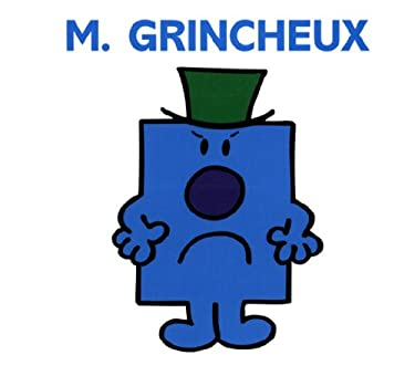 Monsieur Grincheux (Collection Monsieur Madame) (French Edition)