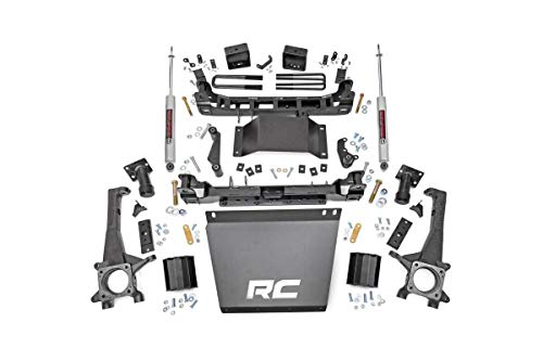 Rough Country 6' Lift Kit (fits) 2005-2015 Tacoma | N3 Shocks | Lifted Knuckles Suspension System | 747.20