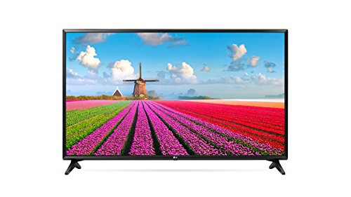 LG 49LJ5500 TV Smart 49', Slim Design WebOS 3.5, WiFi, Negro