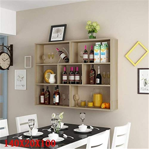 FFN Display Desk Salon   Storage Meble Hotel Shelf Muebles comerciales Mueble Bar Wine Cabinet Bodega, Versión J