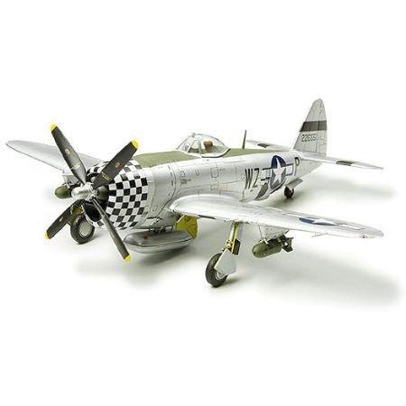 "Tamiya-60770 - Maqueta para montar Republic P-47D Thunderbolt ""Bubbletop"" Escala 1/72"