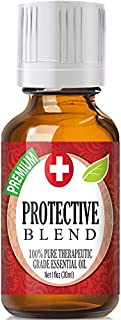 Protective Essential Oil Blend - 100% Pure Therapeutic Grade Protective Blend Oil - 30ml