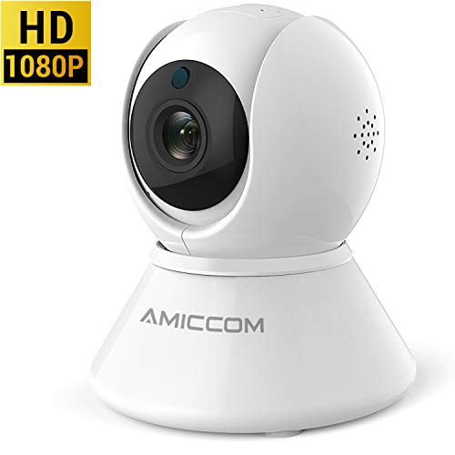 AMICCOM 1080P Wireless Security Camera