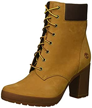 Timberland Women s Camdale 6in Boot Fashion Wheat Nubuck 7