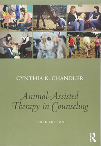 Animal-Assisted Therapy in Counseling PDF Books