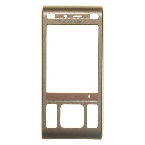 Bronzefarbene faltbare Schutzhülle für Sony Ericsson C905