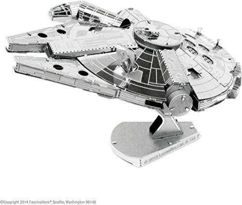 Metal earth Star Wars Millennium Falcon - Bouwpakket