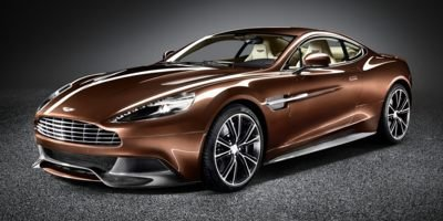 ... 2017 Aston Martin Vanquish, Coupe ...