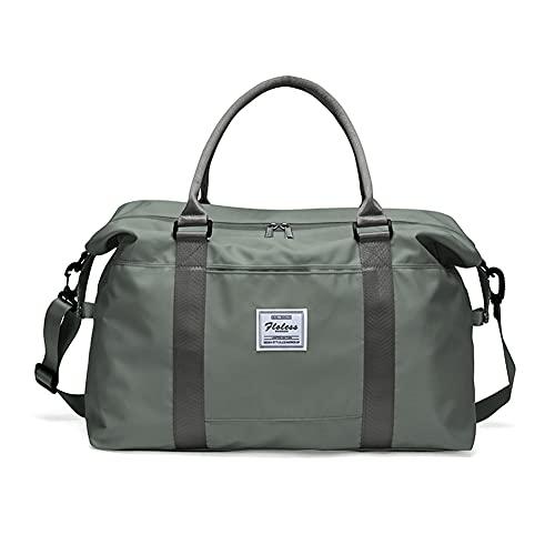LITU Travel Duffel Bag,Borsa sportiva Tote Gym Bag,Borsa per la notte per le donne