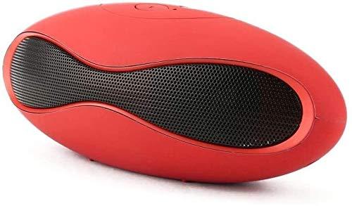 WOHAO Medios Dispositivo de Streaming Altavoz Bluetooth Wireless Mini portátil Sistema de...