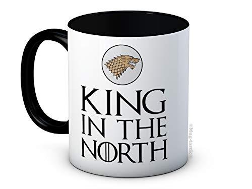 mug-tastic King in The North - Game of Thrones - caffè di Ceramica di Alta qualità Tazza