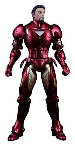 Price comparison product image Sen-ti-nel Armorize Iron Man Metallic Exclusive Action Figure
