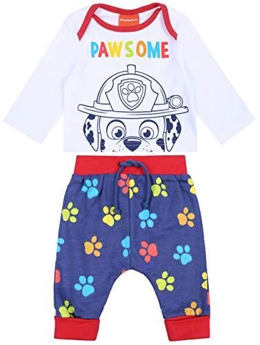 Witte blouse + broek Paw Patrol Nickelodeon