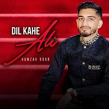 Dil Kahe Ali