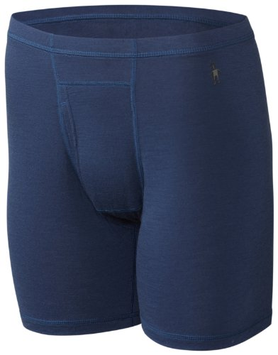 SmartWool MICROWT BOXER BRIEF Boxer homme marine XXL