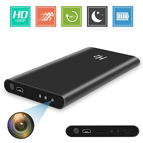 Spy Hidden Camera HD 1080P 5000mAh Power Bank Camera- Mini Security Wireless Camera-No WiFi Needed Nanny Camera Arkansas