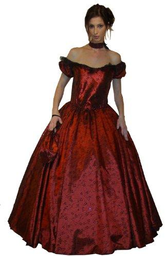 Maylynn 11523 - Barock Rokoko Kleid Kostüm Scarlett 3-teilig Gr. S