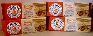 Voortman Bakery Peanut Butter Wafers 14.1 oz. 4 pack