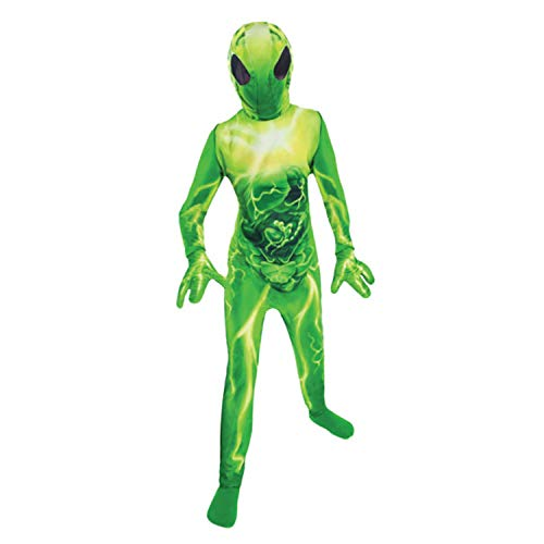 Christy Costume d'Extraterrestre pour Halloween (8–10 Ans)