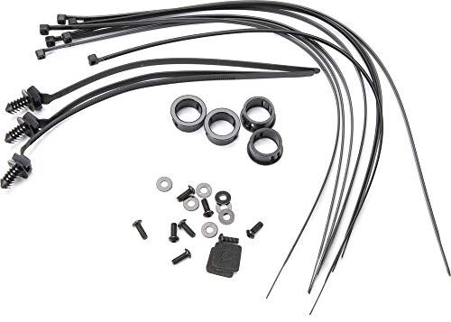 Rockford Fosgate RFRZ-K4D RZR Dual Amp Kit and Mounting Plate