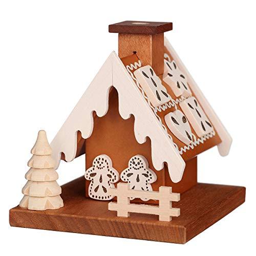 Christian Ulbricht Smoker - Gingerbread House