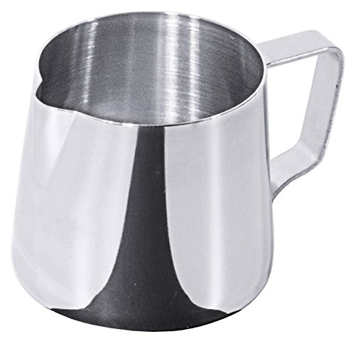 Milch-/Wasserkanne aus Edelstahl 18/10 / Inhalt: 0.15, 0.3, 0.6, 0.9, 1.5 oder 2 Liter   ERK (A5 - Inhalt: 1,5 Liter)