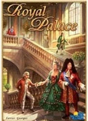 Royal Palace Board Game