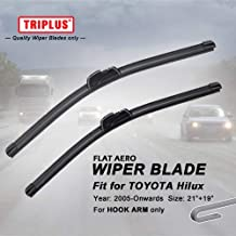 Wipers Wiper Blade for Toyota Hilux (2005-Onwards) 1set 21