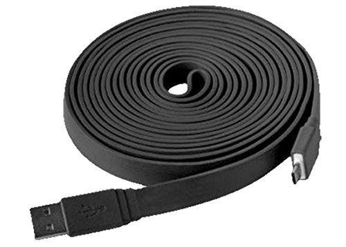 Xtreme 22797 HDMI-kabel Flat 4K, compatibel met PS3/Xbox360/Xbox One/Wii U/TV, lengte 150 cm