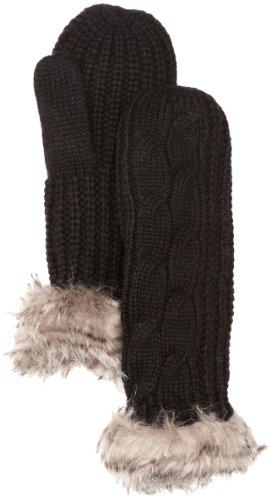 Bench Damen Armwärmer Handschuhe Lillyfox schwarz (black (BK001)) One Size
