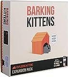 Barking Exploding Kittens - La Tercera Expansion para Exploding Family - Friendly Party Card Games For Adults, Teens & Kids - en Inglés