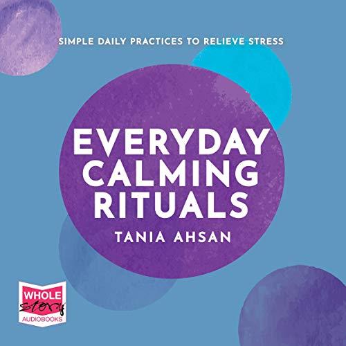 Everyday Calming Rituals cover art