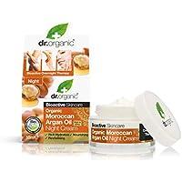 Dr. Organic Crema de Noche Aceite Argan Marroqui 50 ml 50 ml