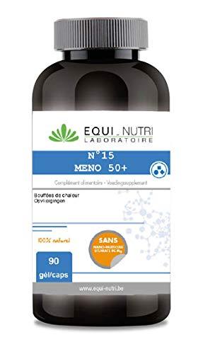 Equi-Nutri N°15 Meno 50+ Multi-Vitamines et Minéraux