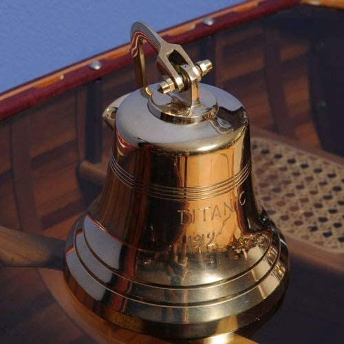 Sale SALE% OFF Old Modern Ranking TOP8 Handicrafts Titanic Bell Ship 6-Inch
