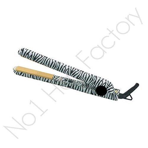 Cheveux Professionnel straightner-temp Contrôle – Zèbre